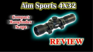 Aim Sports 4X32 Scope Review