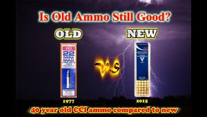 Is Old Ammunition Still Good? Live Testing and Comparison.
