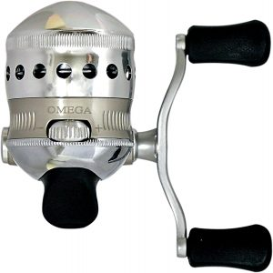 Zebco Omega Z03 Pro Spin-Cast Fishing Reel