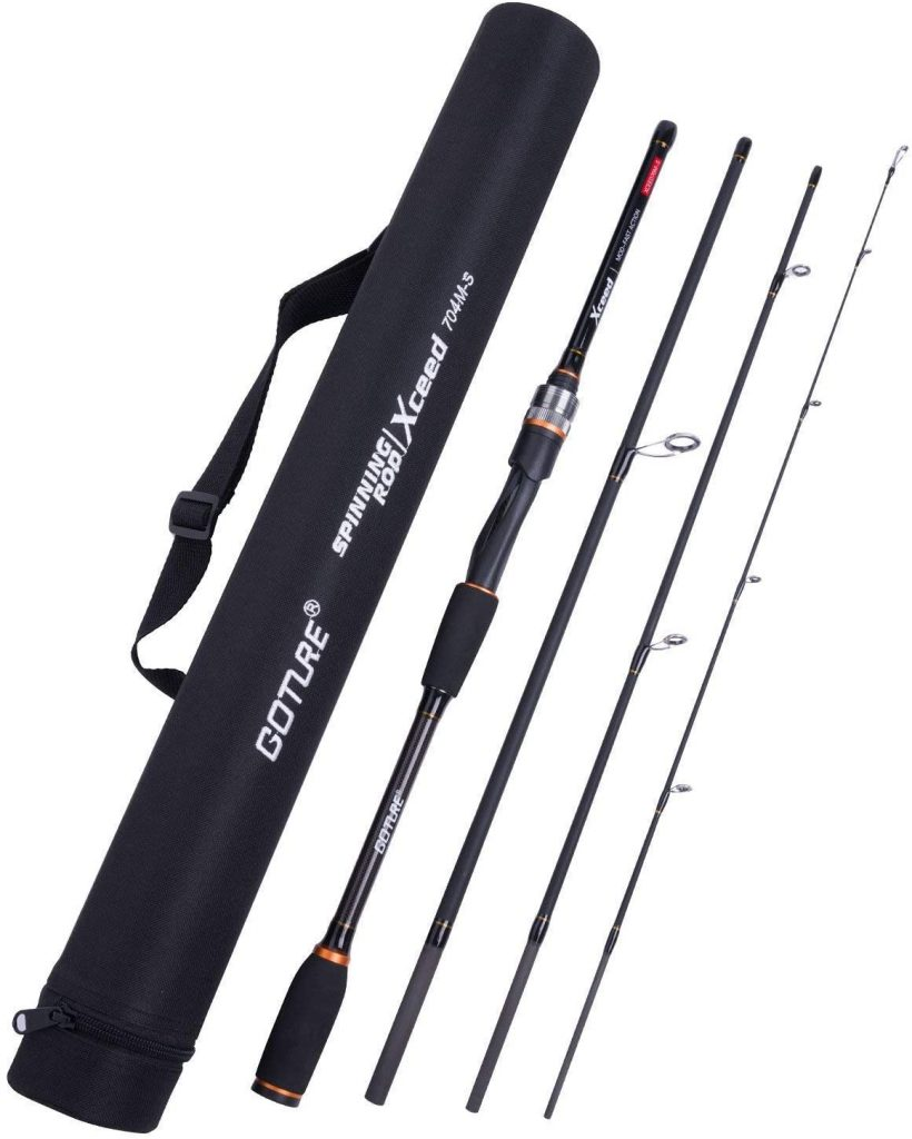 Multi-piece Fishing Rod