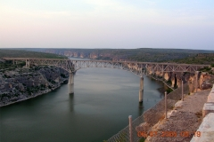 Bridge over the Pecos River