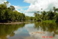 Dry Season on the Jatapuzinho River