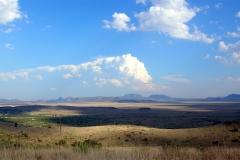 Fort Davis Valley Overlook