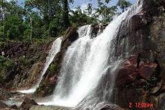 Hidden Falls on the Jatapu River