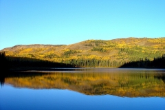 Peaceful Yukon Sunrise