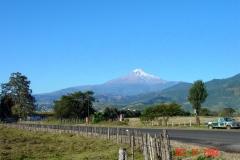 Pico de Orizaba Panorama