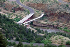 Salt River Canyon Bridge